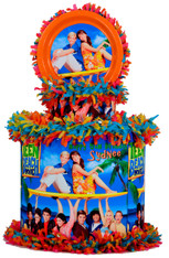 Teen Beach movie pinata