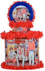 One Direction personalized pinata