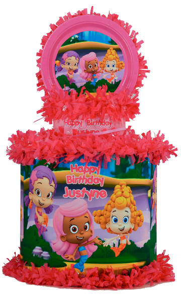 Bubble Guppies Girls pinata