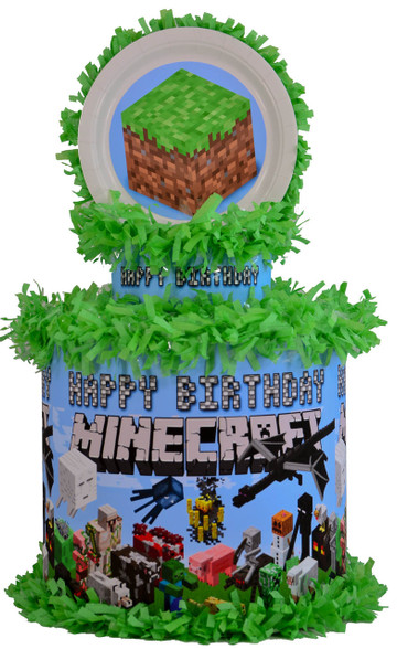 Minecraft Friends Pinata