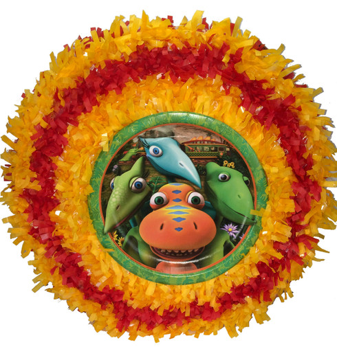 Dinosaur Train pinata