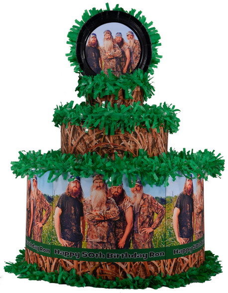 Duck Dynasty pinata
