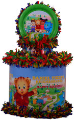 Daniel Tigers Neighborhood Pinata