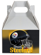 Steelers party favor box