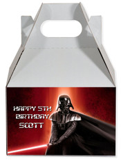 Star Wars party favor box
