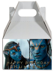 Avatar party favor box