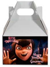 Hotel Transylvania party favor box