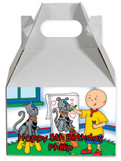 Caillou Gable Box