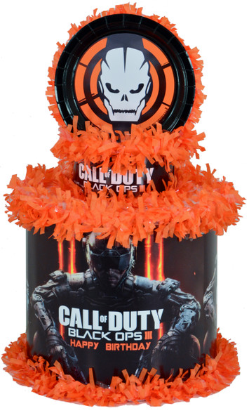 Call of duty black ops iii personalized pinata for Black ops 3 decorations