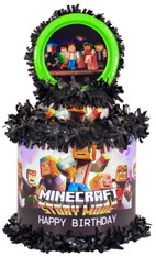 Minecraft Story Mode pinata