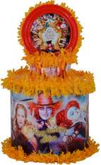 Alice Through the Looking Glass pinata