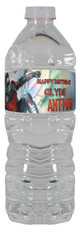 Ant-Man personalized water bottle labels