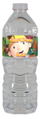 Bob the Builder water bottle label.