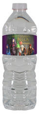 Descendants personalized water bottle labels