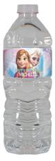 Disney Frozen personalized water bottle labels