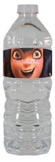 Hotel Transylvania Mavi personalized water bottle labels