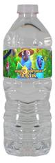 Rio Water bottle label