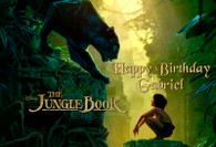 Jungle Book Personalized Poster