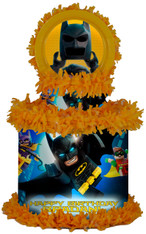 The Batman Lego Movie personalized pinata