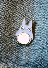 Totoro Enamel Pin