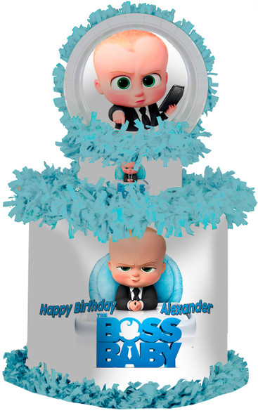 The Boss Baby pinata
