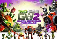 Plants vs Zombies Garden Warfare 2 poster