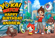 Yo Kai Watch poster
