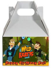 Wild Kratts gable boxes