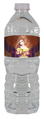 Belle Beauty and the Beast water bottle labels