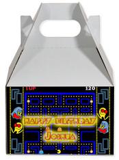 Pac-Man Arcade Game gable box