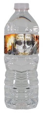 Call of Duty Ghost water bottle labels