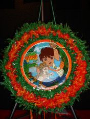 Go Diego Go Party Pull String Pinata