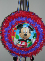 Mickey mouse clubhouse pull pinata