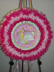 Slumber Party Pull String Pinata