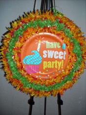 Have a Sweet Party pull pinata