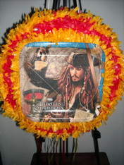 Pirates of the Caribbean On Stranger Tides Pull String Pinata