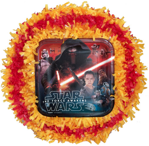 Star Wars The Force Awakens pinata