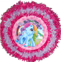 My Little Pony Pull String Pinata