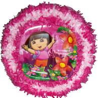 Dora Flower Pull String Pinata