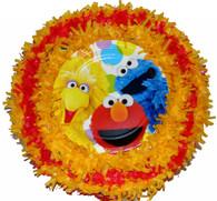 Sesame Street Pull String Pinata