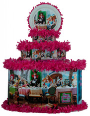Alice in Wonderland the Movie Personalized Pinata