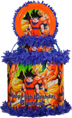 Dragon Ball Z Kai Personalized Pinata