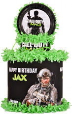 Call of Duty MW3 Personalized Pinata