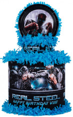 Real Steel Personalized Pinata