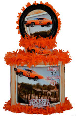 The Dukes of Hazzard pinata
