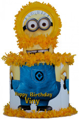 Minion Personalized Pinata