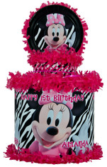 Minnie Mouse Personalized Pinata