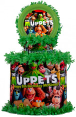 The Muppets Personalized Pinata