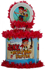 Jake and the Neverland Pirates Personalized Pinata