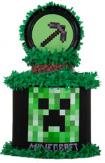 Minecraft Personalized Pinata